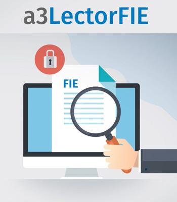 Descifra los datos del fichero FIE