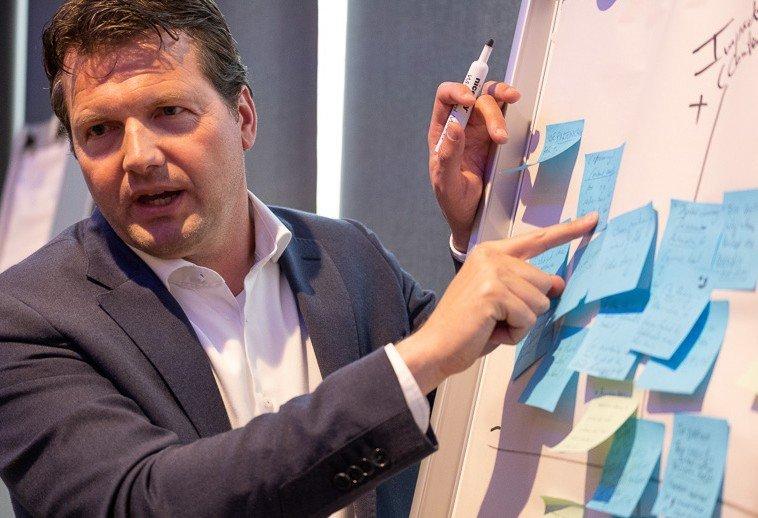 Rogier Krijgsman, Global Director of Digital Transformation