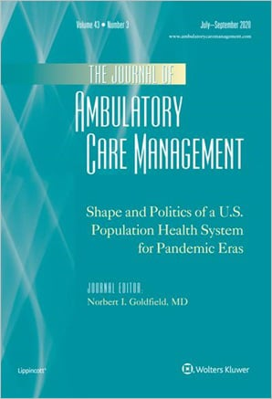 The Journal of Ambulatory Care Management