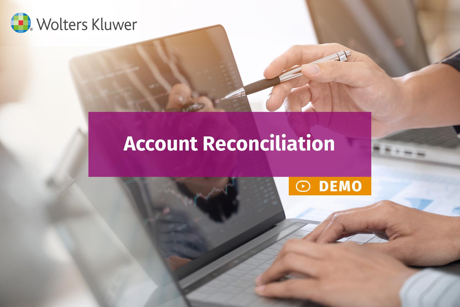demo reconciliation