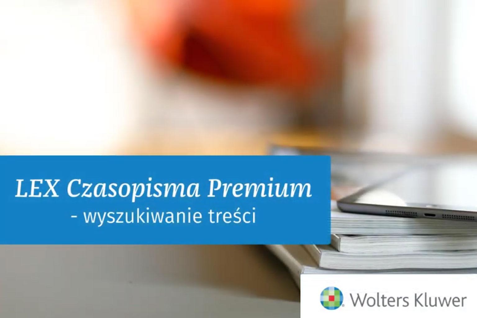 LEX Czasopisma Premium