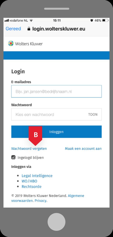 wachtwoord-vergeten