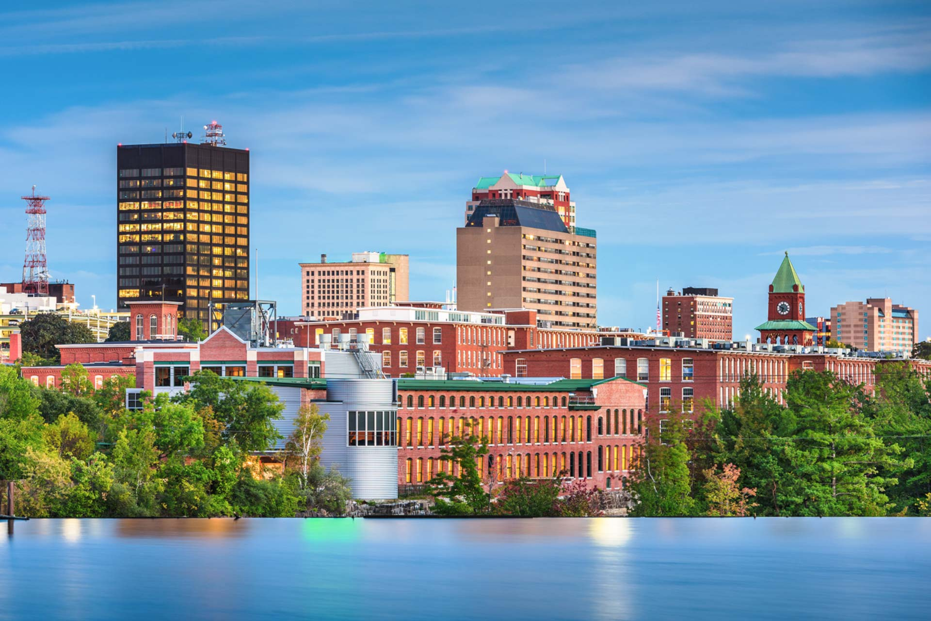 New Hampshire has special considerations for a registered agent.  CT Corporation has experienced professionals who can assist.