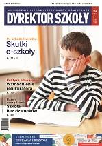 Okładka Dyrektor Szkoły 8/2021