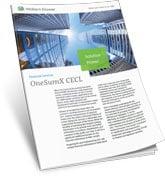 OneSumX CECL Solution Primer