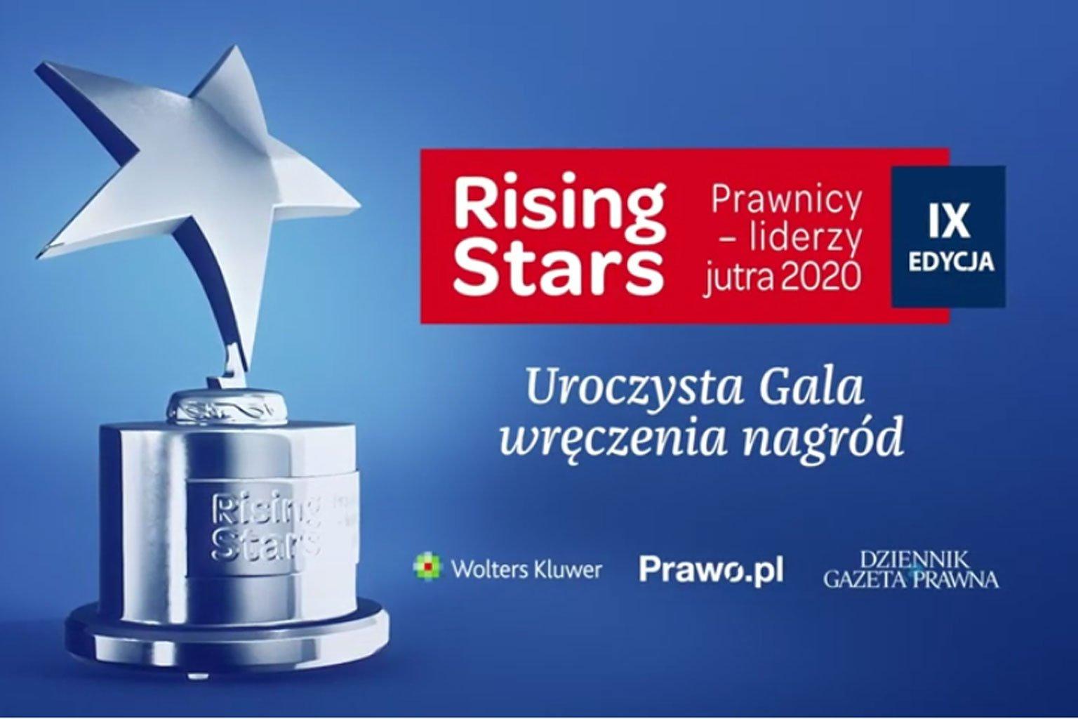 Wideo Uroczysta gala wręczenia nagród