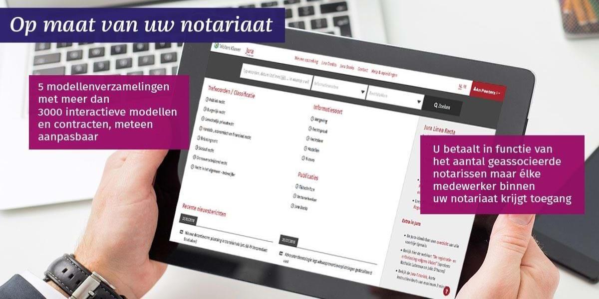op maat van notariaat