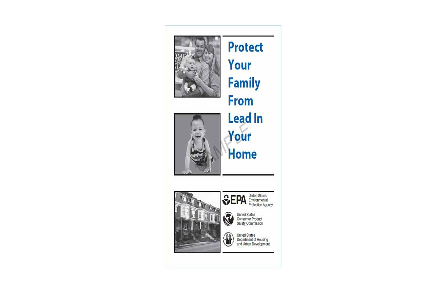 protect your family from lead in your home
