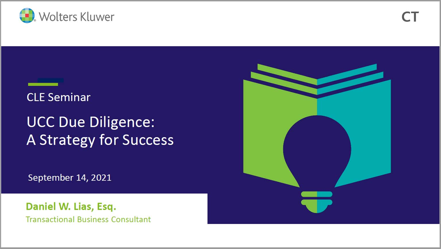 UCC Due Diligence: A Strategy for Success