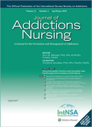 Journal of Addictions Nursing