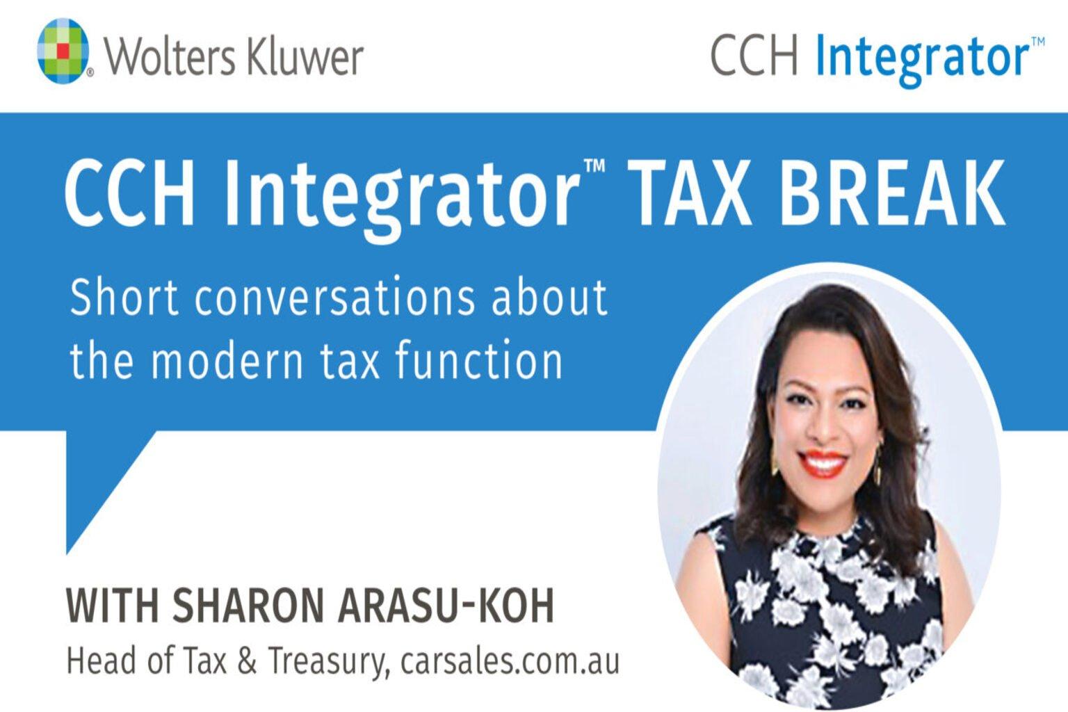 CCH-Integrator-Tax-Break