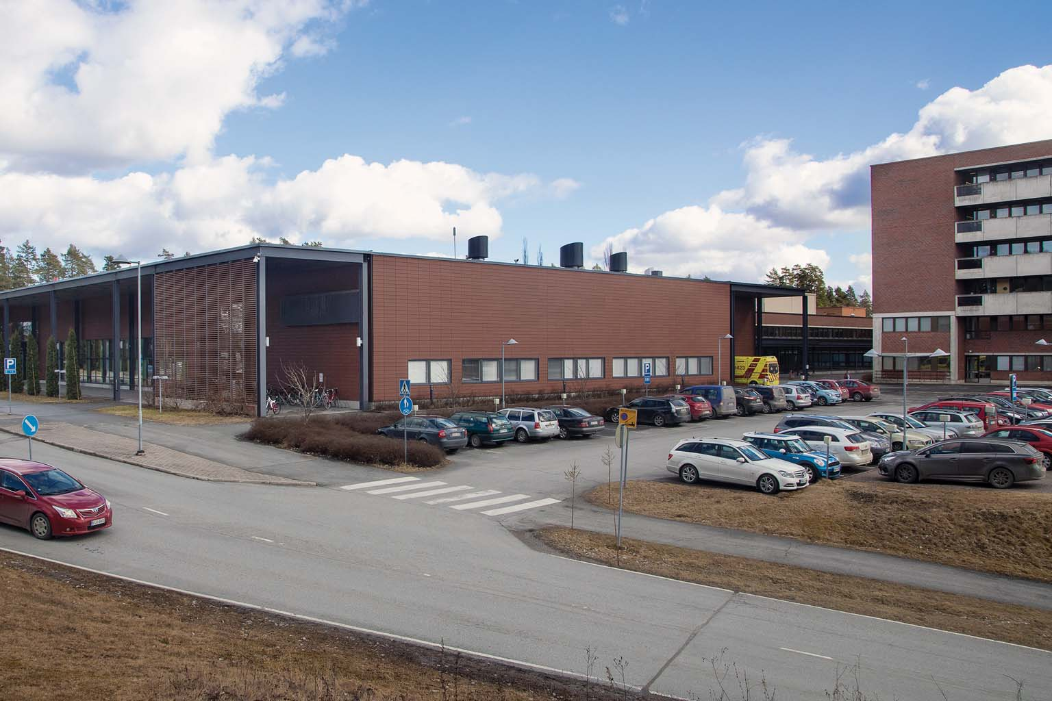 case study - Kanta-Hame Central Hospital