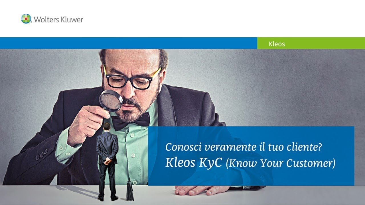 Kleos-KyC-Antiriciclaggio