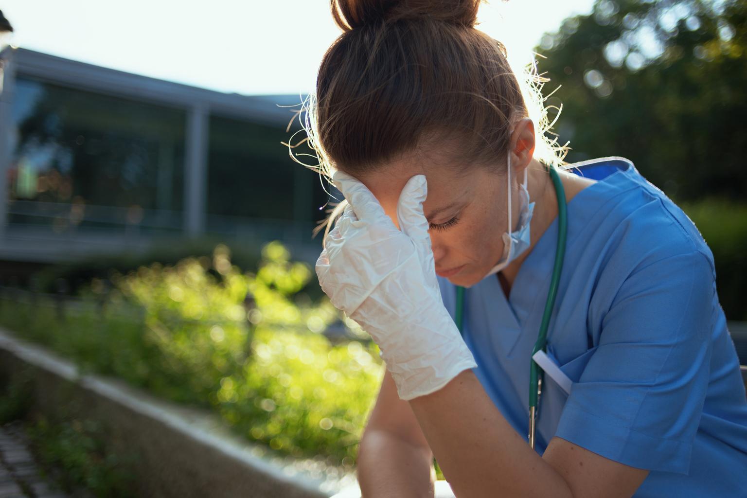 Could alarm fatigue actually start in nursing school?
