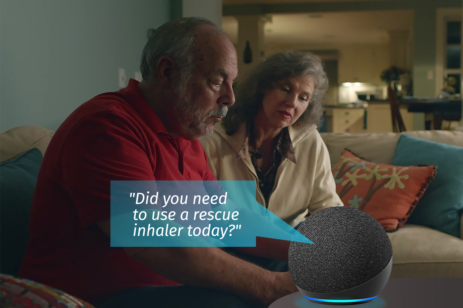 Emmi patients using Alexa