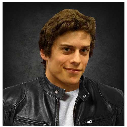 Headshot of Christian Wishka
