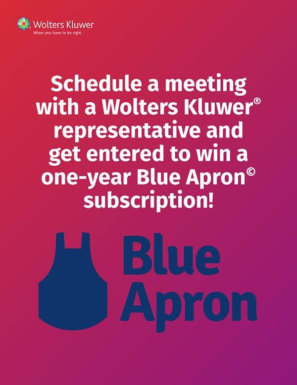 MBA Annual Blue Apron