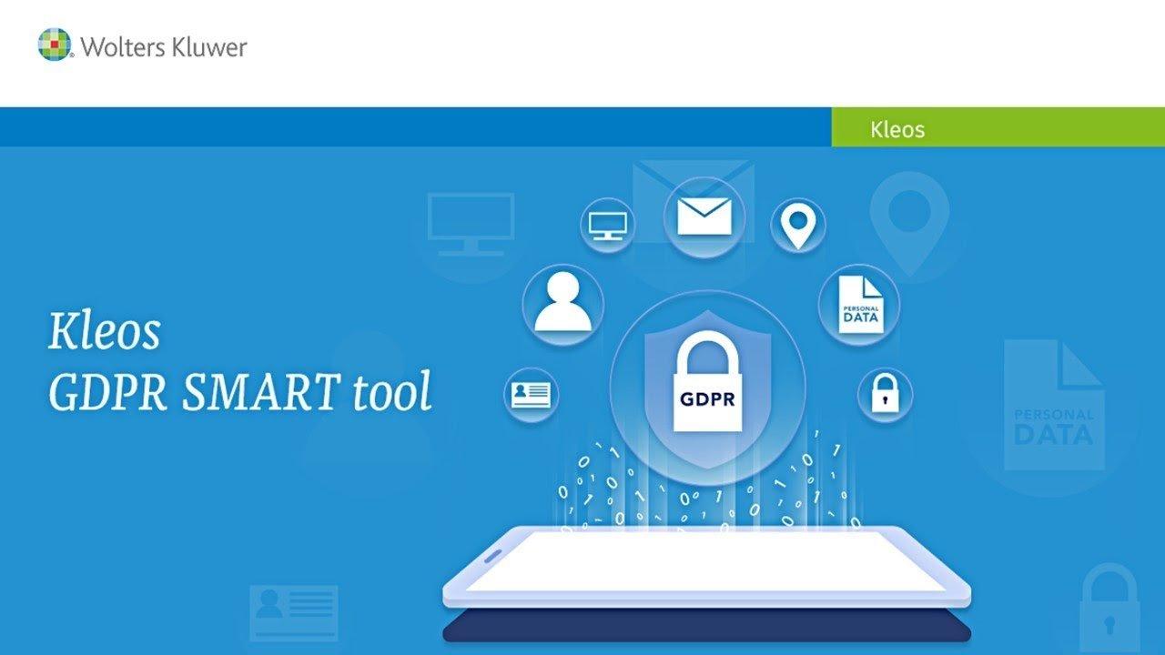 kleos gdpr smart tool