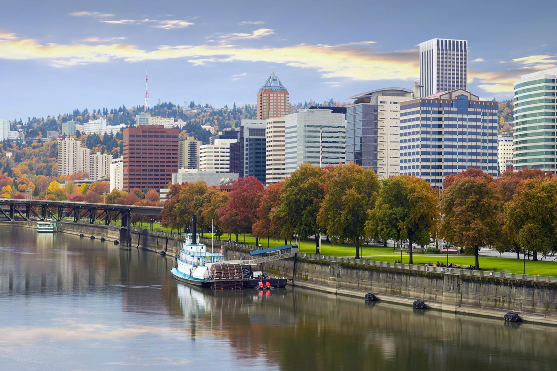 Oregon has special considerations for a registered agent.  CT Corporation has experienced professionals who can assist.
