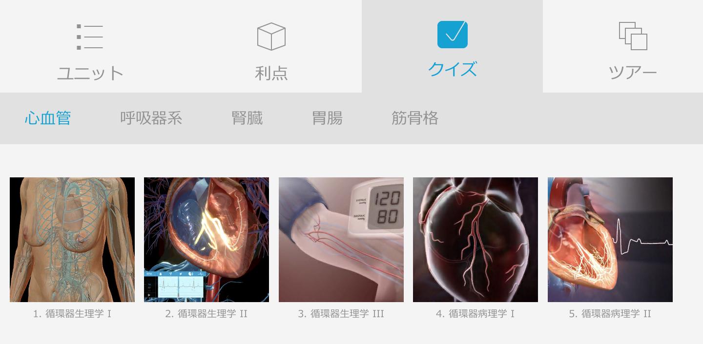 Thumbnail of Visible Body Physiology & Pathology quiz
