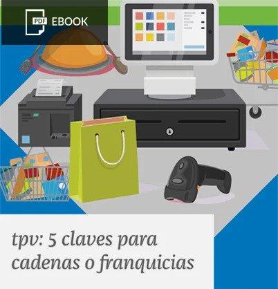 Ebook Tpv: 5 claves para cadenas o franquicias
