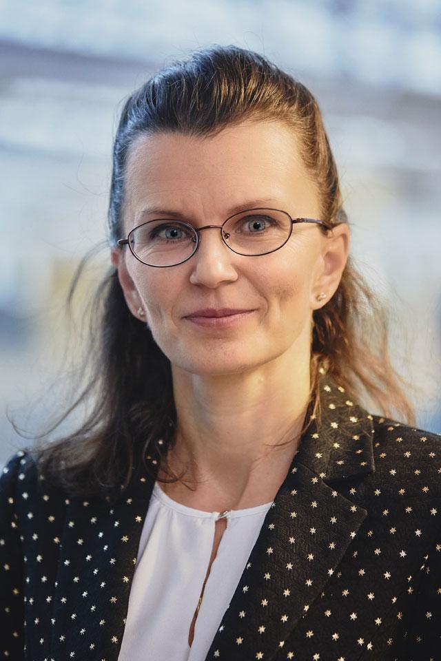 dr hab. Monika Szwarc, prof. PAN