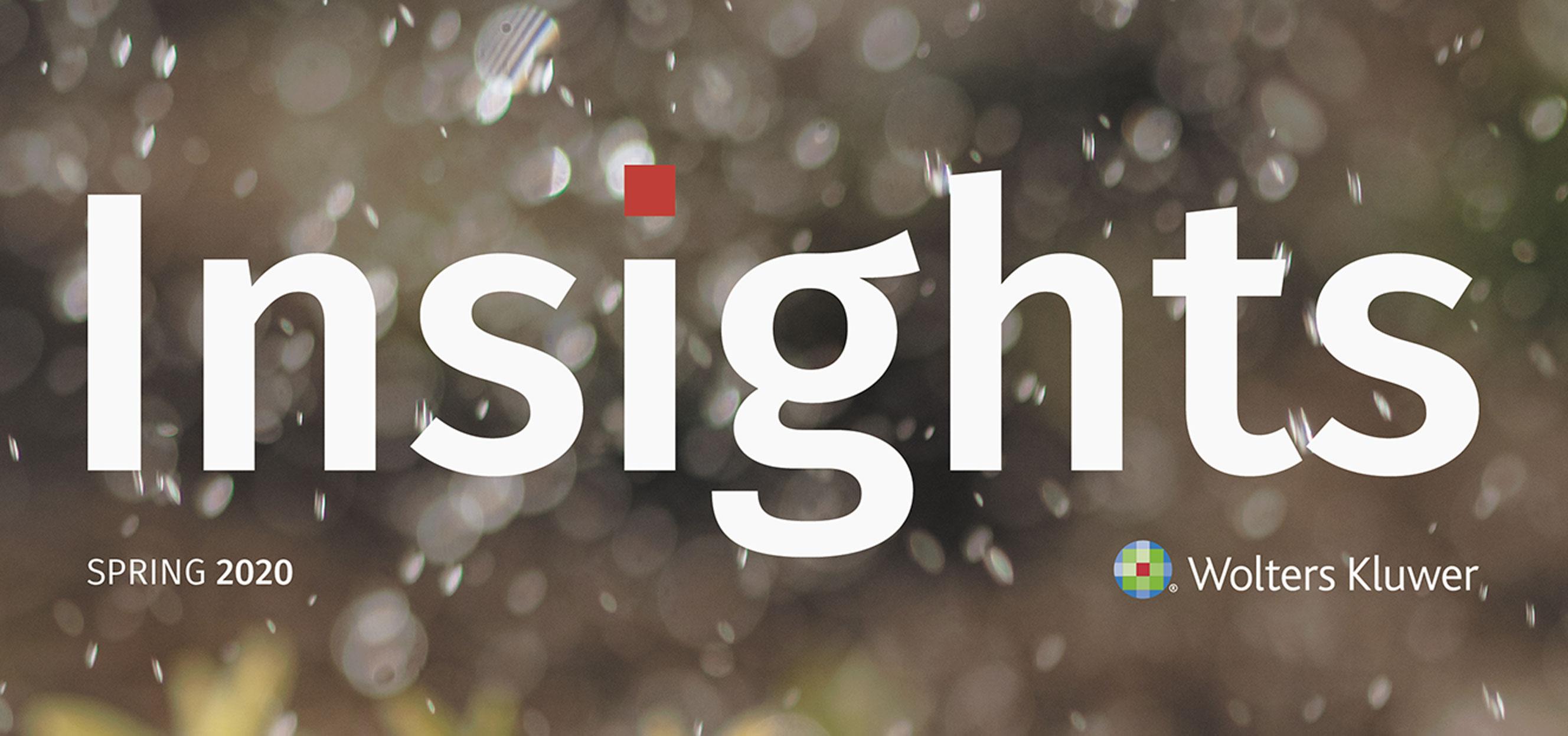 Insights - Spring 2020