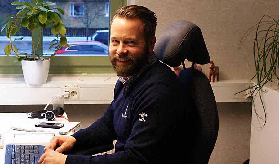 Daniel Larsson Vasaloppet