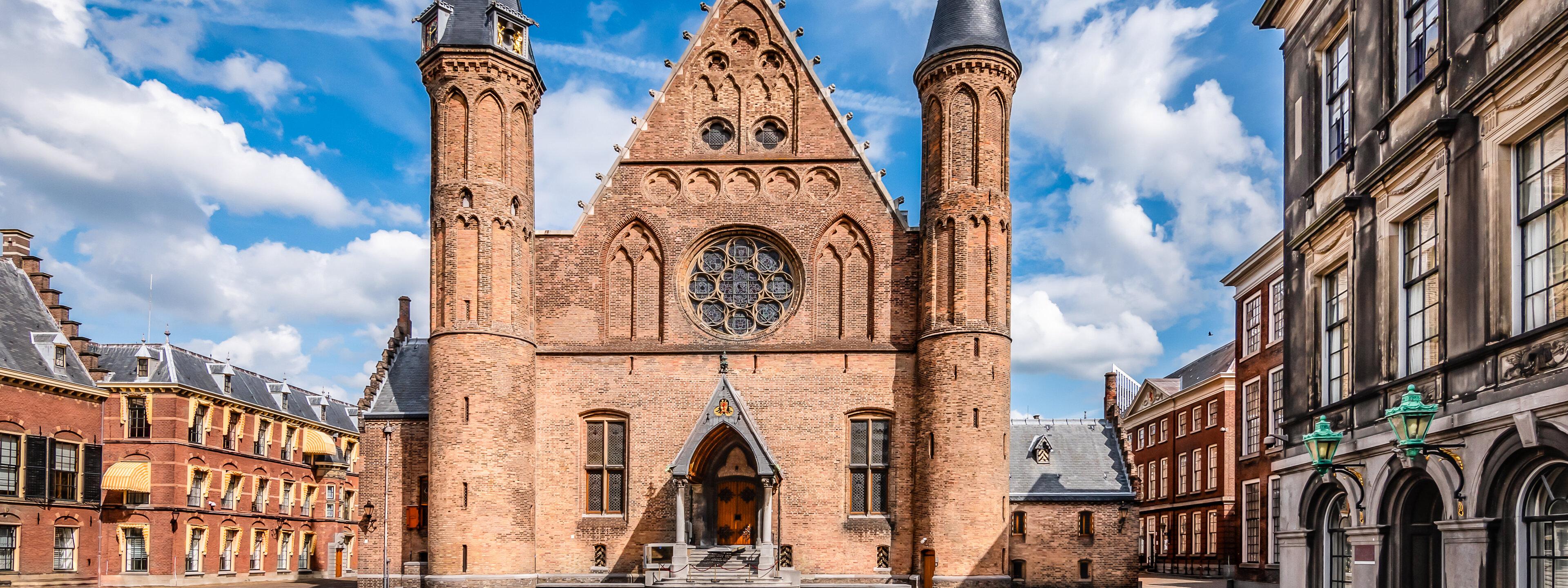 Ridderzaal in Binnenhof