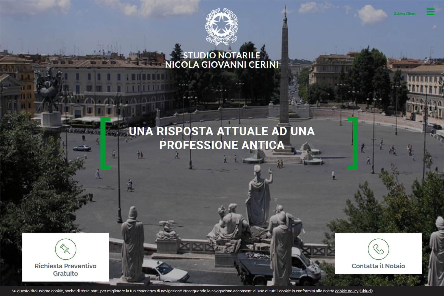NotaioMyWeb | Studio Notarile Nicola Giovanni Cerini