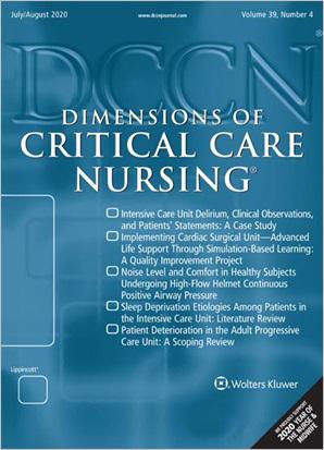 Dimensions of Critical Care Nursing