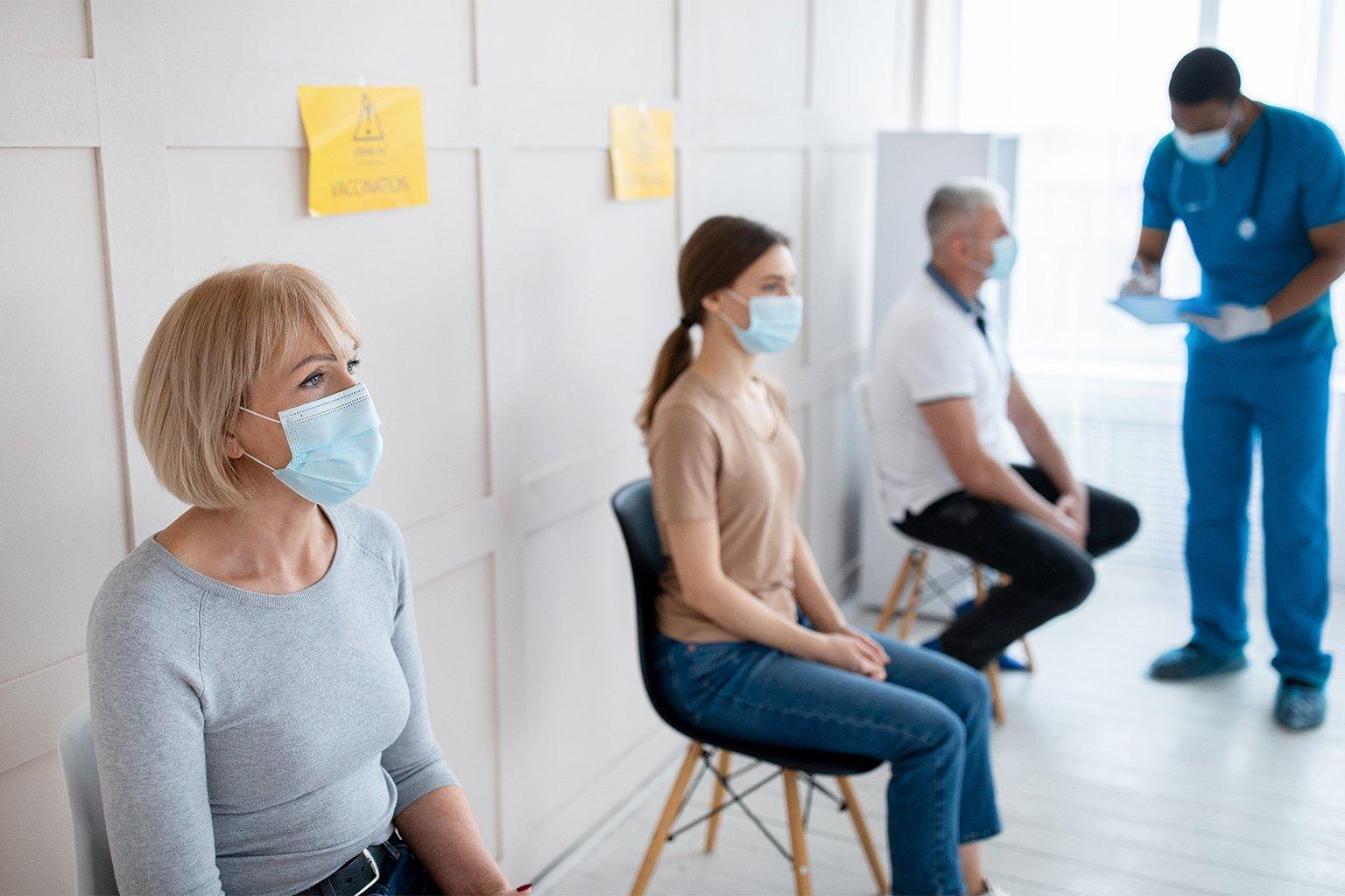 Helpen in een vaccinatiecentrum? Opgelet voor de fiscale gevolgen