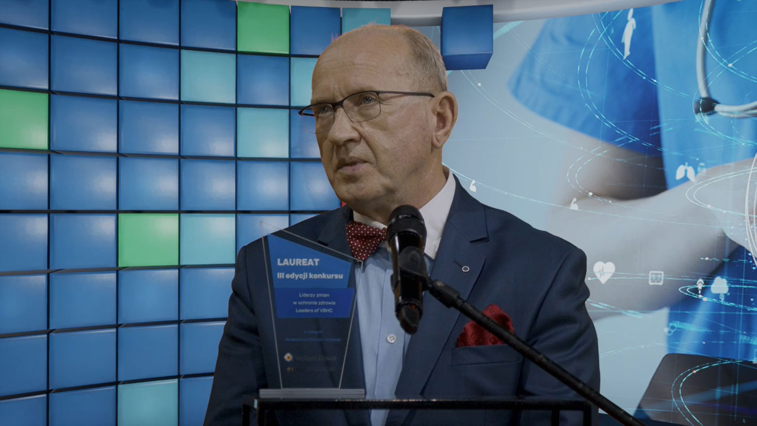 prof. Henryk Skarżyński, dyrektor Instytutu Fizjologii i Patologii Słuchu