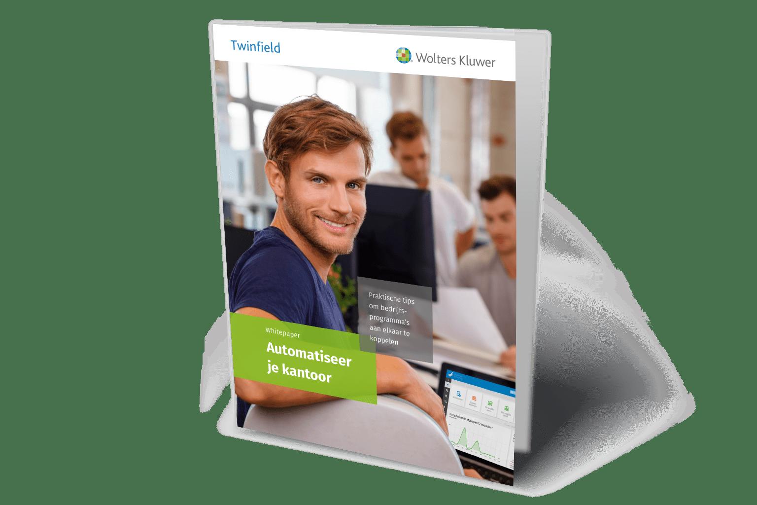 Cover whitepaper Automatiseer je kantoor