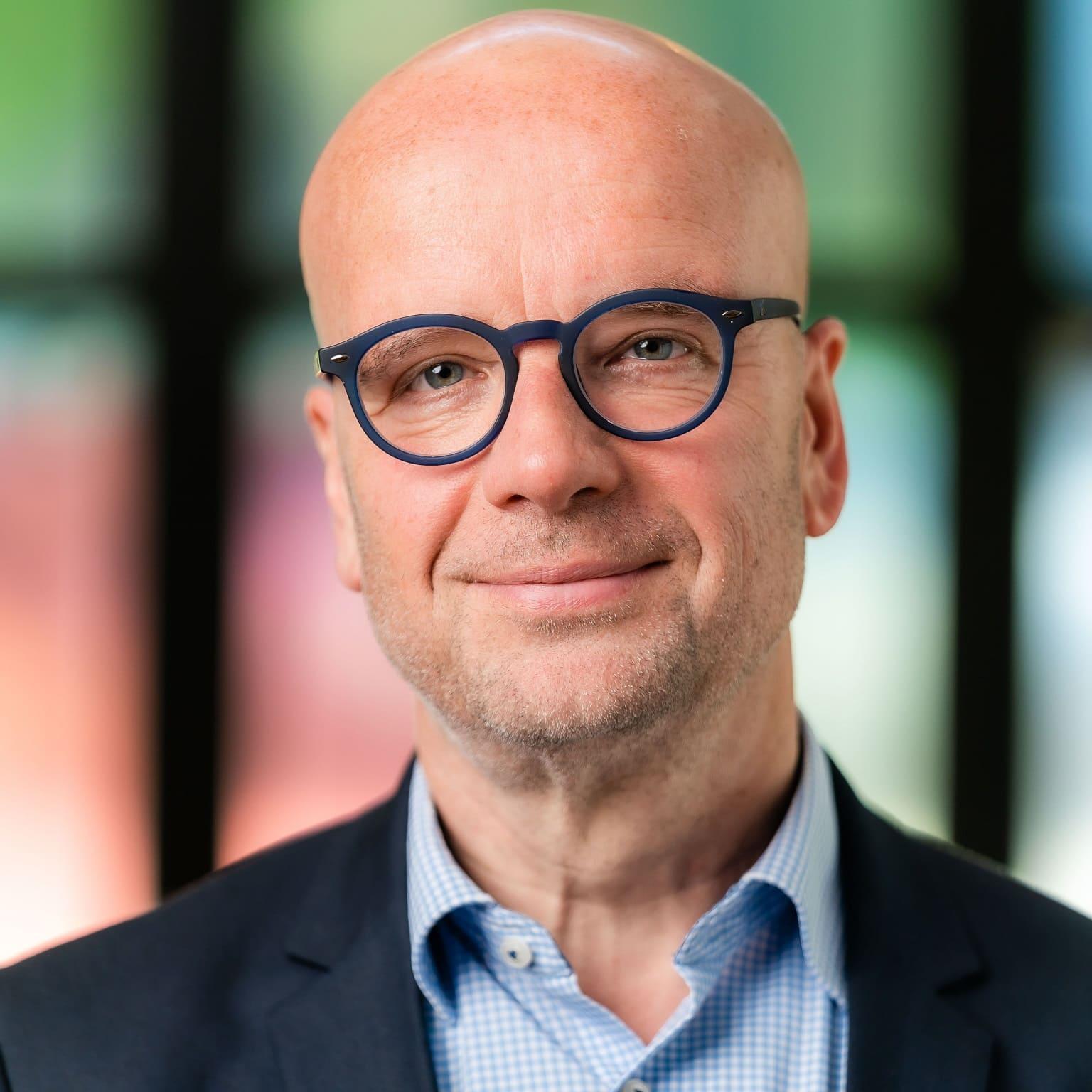 Manfred van der Hart, finance director Wolters Kluwer