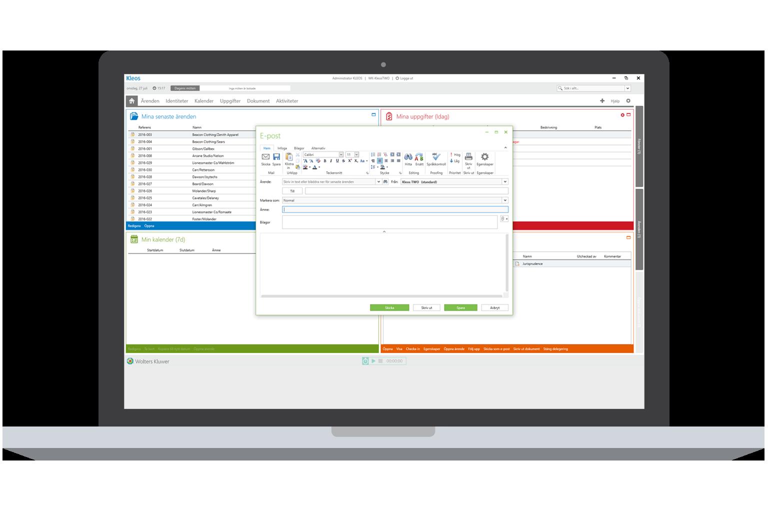 Kleos Document Email Management SE