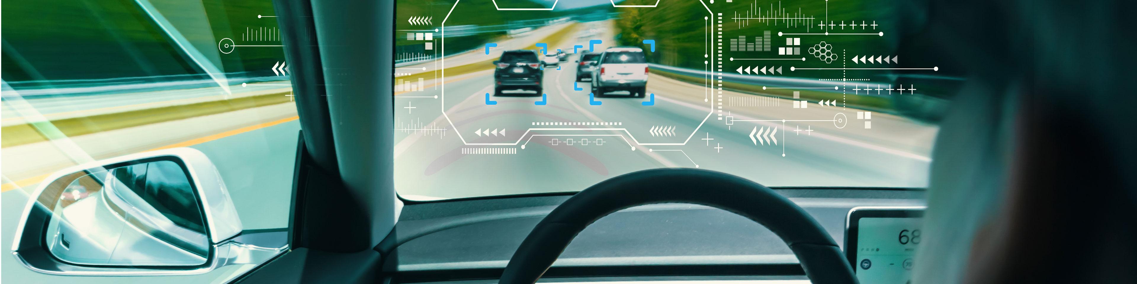 self driving autonomous car