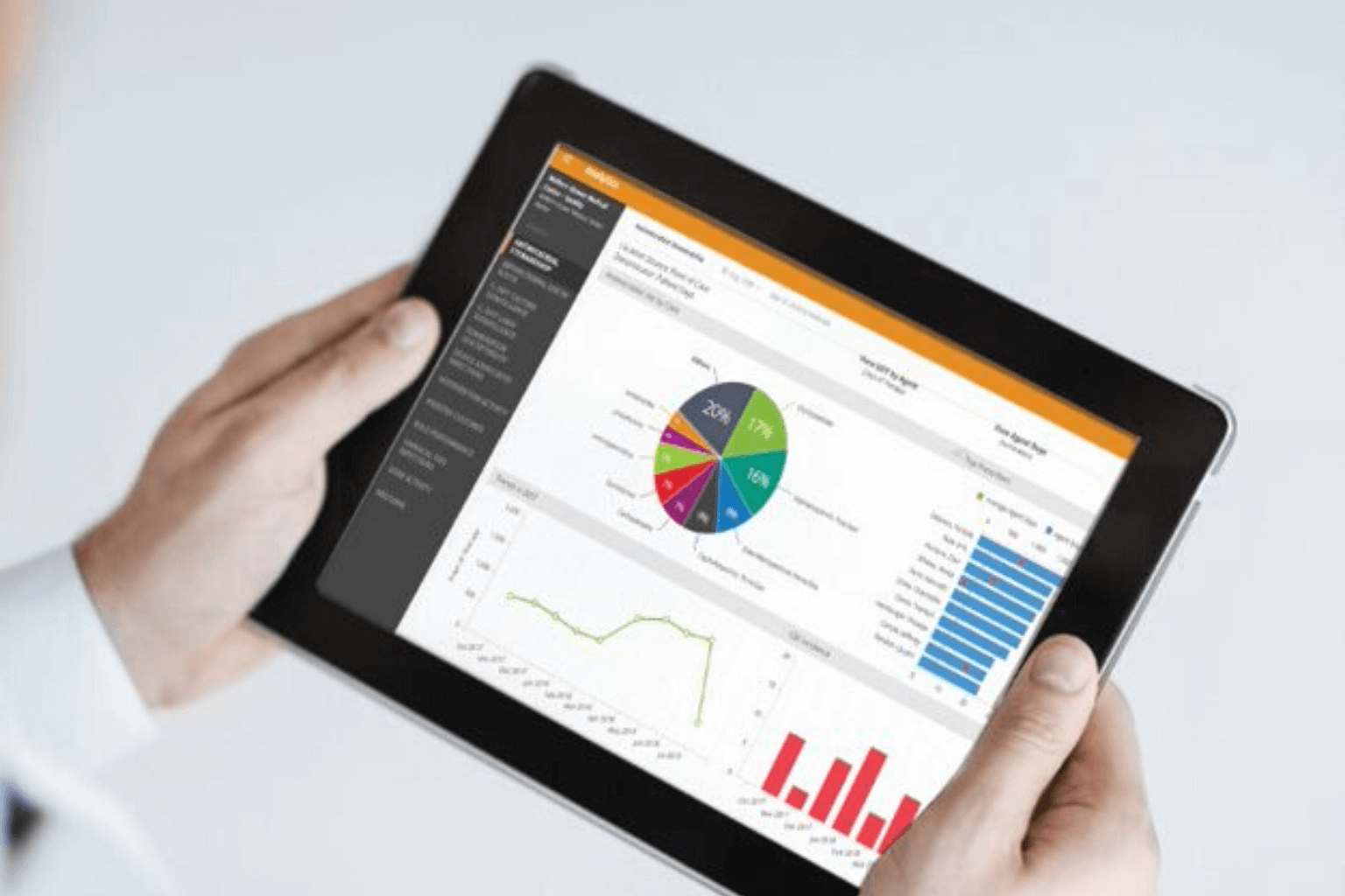 Pharmacy Compliance Software Graphs