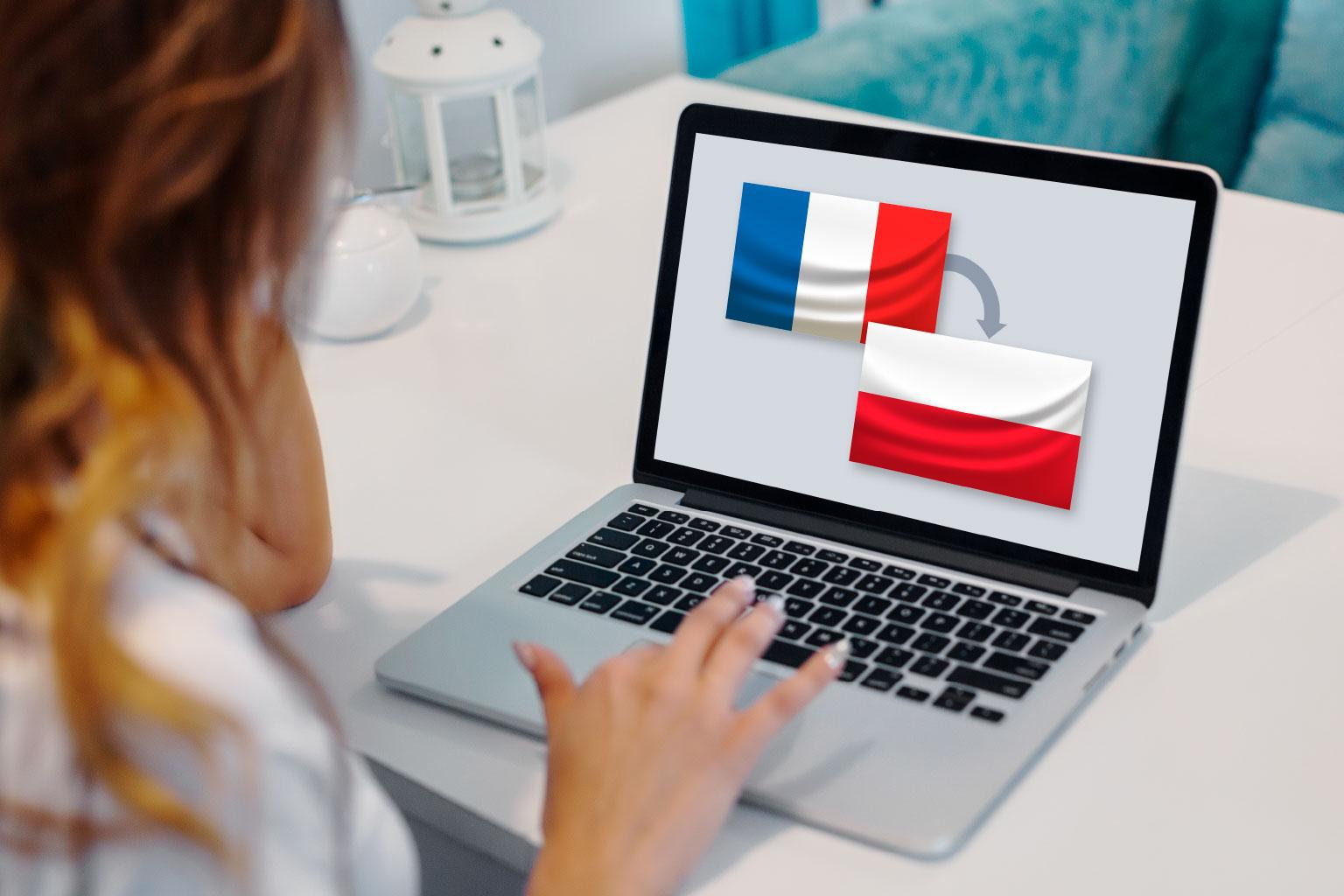 Słownik francusko-polski