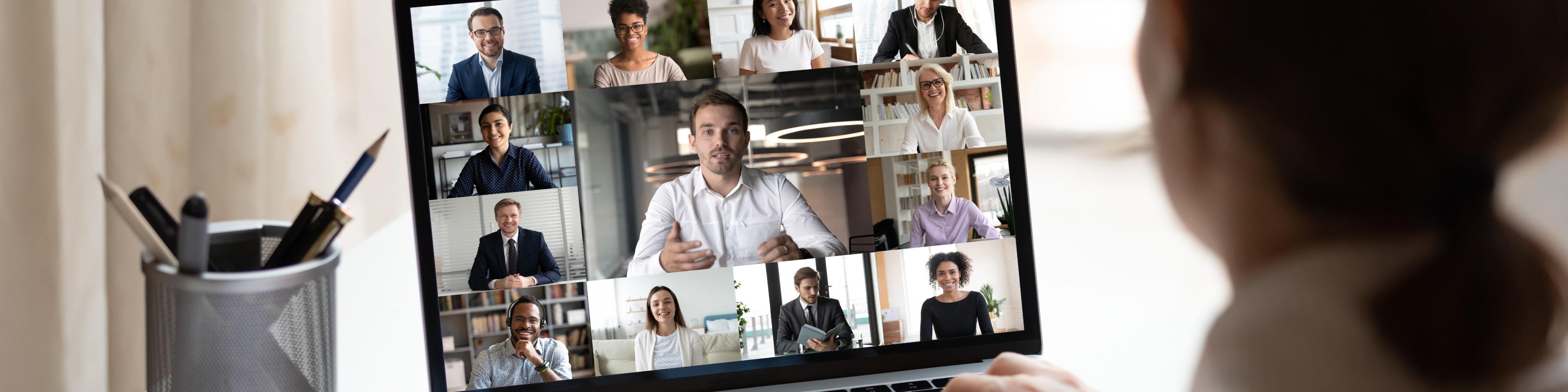 digitale algemene vergadering
