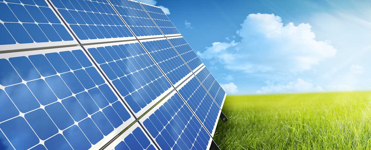 Solar panels that need to be financed and assets should be secured