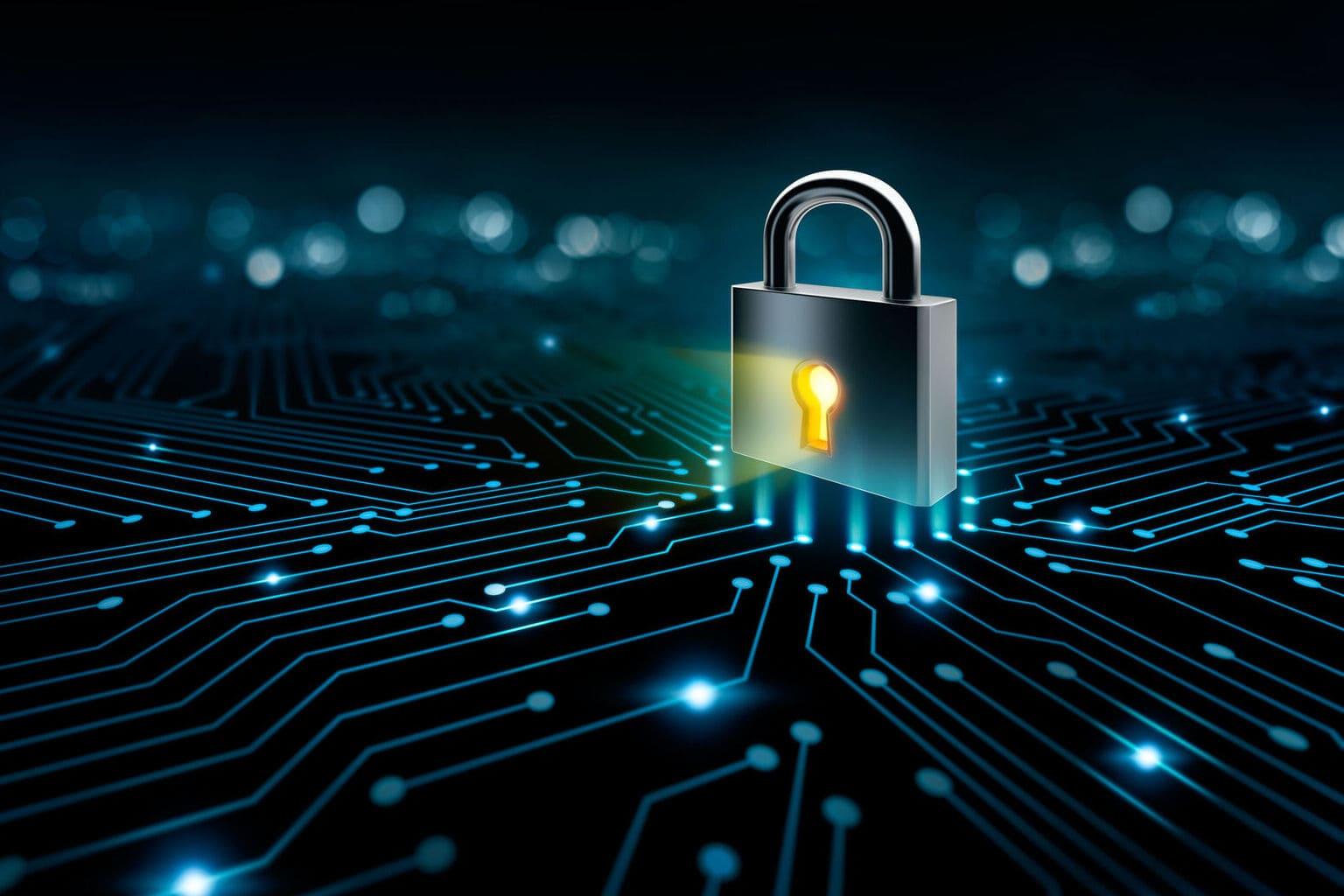 slot op digitale persoonsgegevens