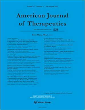 American Journal of Therapeutics
