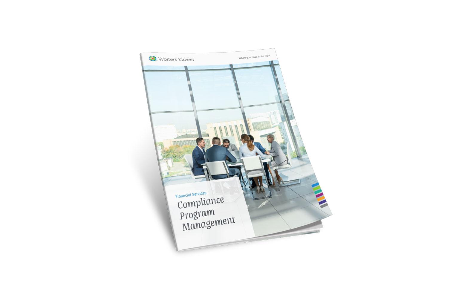 Compliance Program Management Brochure