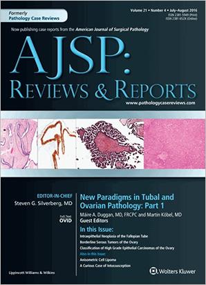 AJSP: Reviews & Reports