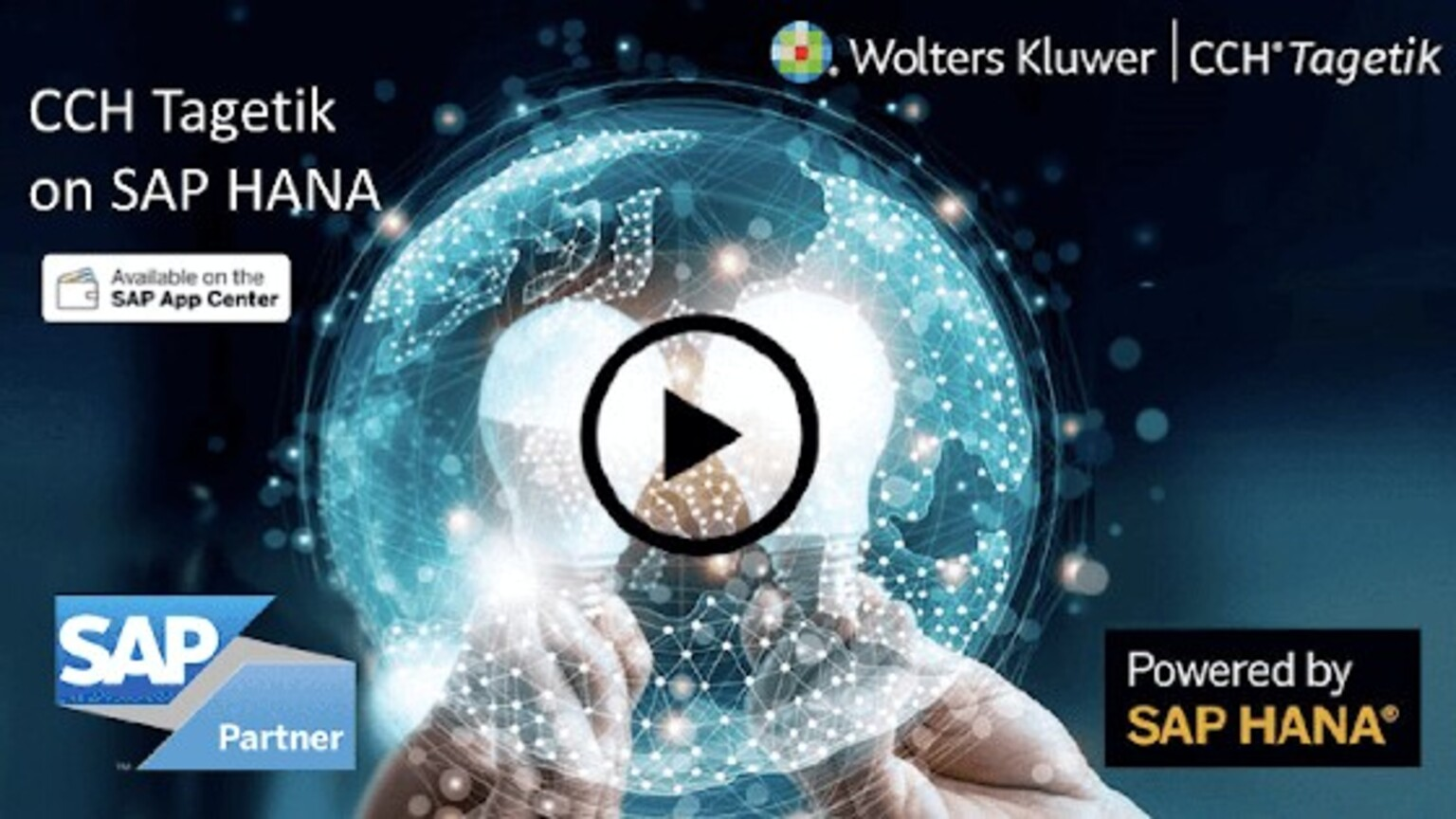 Get Ready for the Future with CCH Tagetik on SAP HANA