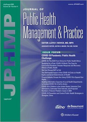 Journal of Public Health Management & Practice