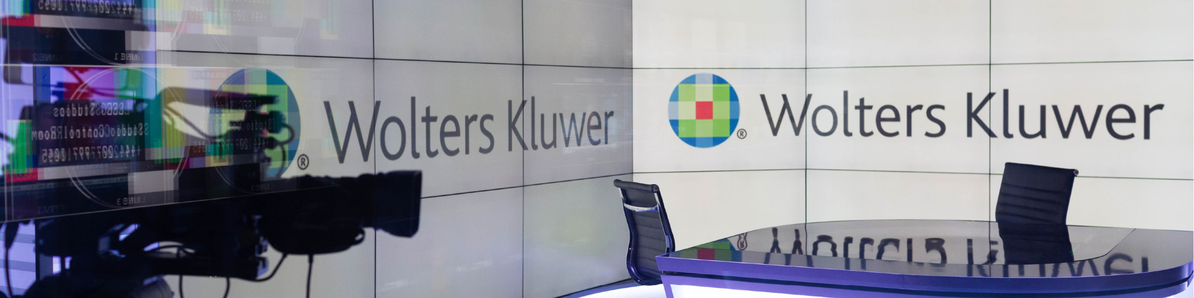 Wolters Kluwer studio hero image