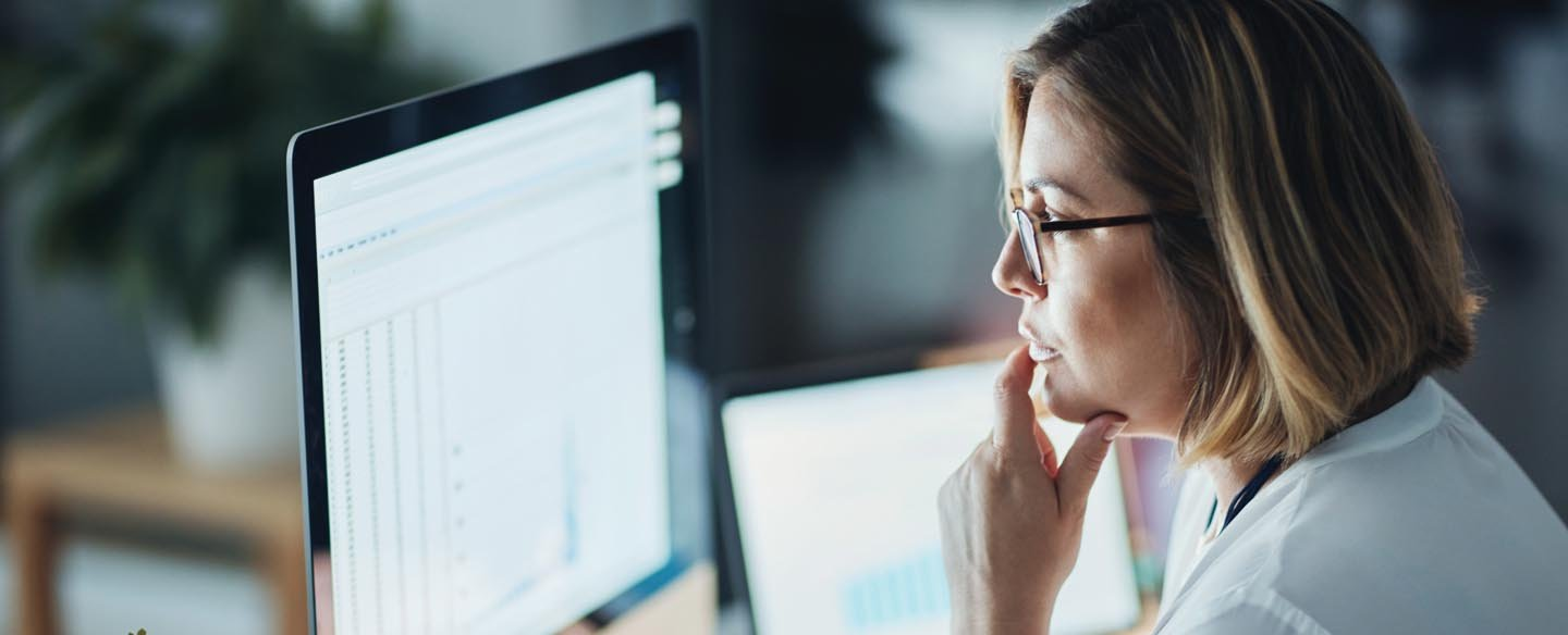 woman concerned about managing liens