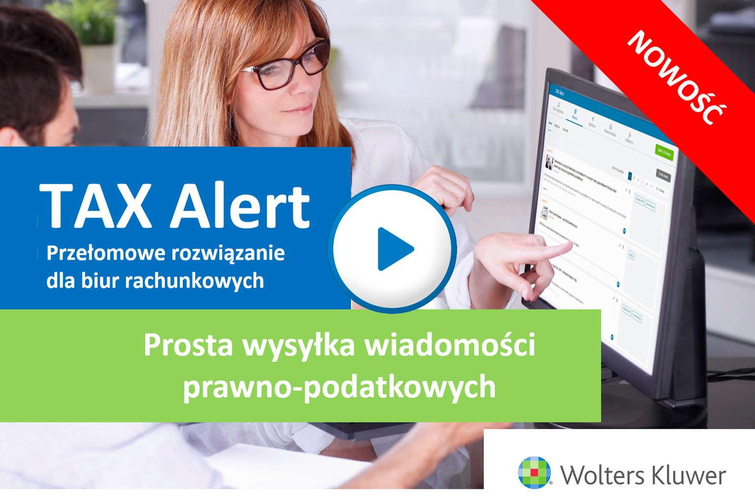 TAX Alert, film promocyjny